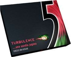 Five Gum Turbulence/Black Edition 10er Pack (Haaksbergen/Niederlande)
