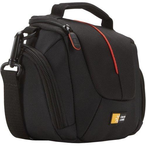 [3% Qipu] CASE LOGIC Nylon-Etui DCB-304K in schwarz für 14,99€ zzgl. 3,99€ Versand @Pixmania