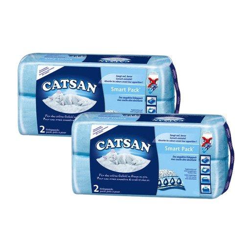 [Fressnapf ONLINE] CATSAN Smart Pack 4,25€/4,08€ mit QIPU (Neukunden)