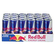 Für Gewerbetreibende und nur noch heute: Red Bull und Red Bull sugarfree für 74Cent/Dose