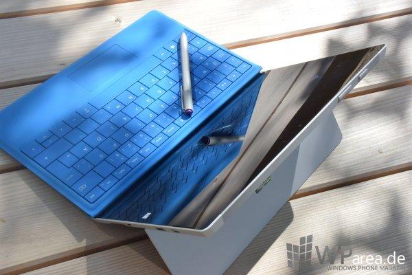 Surface 3 für 549€ + 8,99€ bei Comtech