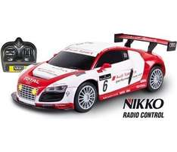 [Amazon-Prime] Nikko 200211A - RC Audi R8 LMS 1:20 / Nikko 180136A - RC Mystery 1:18, schwarz