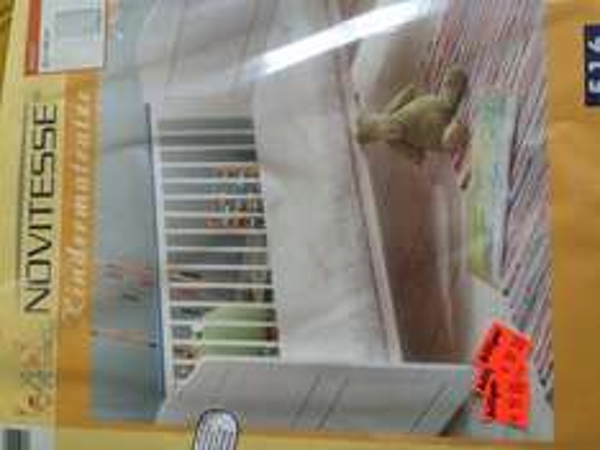 [Lokal Aldi Nord Potsdam] Novitesse Kindermatratze 70 x 140 statt 49,99 für 19,00 EUR