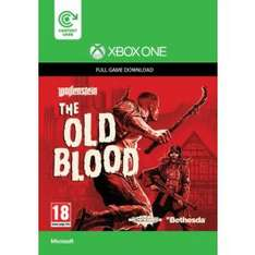 Wolfenstein: The Old Blood [Xbox One] für 15.32€ @ CDKeys