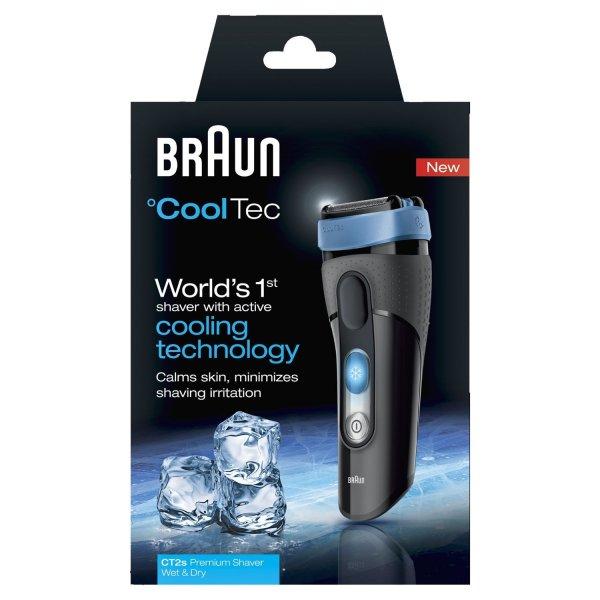 "Braun™ - Rasierer ""CoolTec CT2s"" ab €49,38 [@GetGoods.de]"