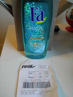 [Real Bremen-Vahr] Fa Duschgel Magic Oil 0,49 € KW 21/2015