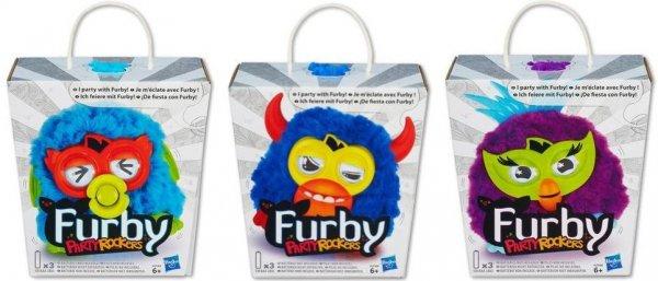 Hasbro™ - Furby Party Rockers (3 Varianten) ab €9,81 [@Thalia/Buch/Bol.de]