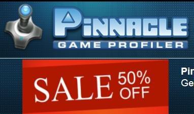 [Software PC] Pinnacle Game Profiler - Gamepad-Unterstützung für PC-Spiele, die nativ keine haben - gerade 9,99 $ ( ca. 9,50 EUR) statt 20$ [PayPal]