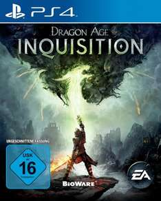 [Saturn.de] Dragon Age: Inquisition - PlayStation 4 Version für 22€ inklusive Versand