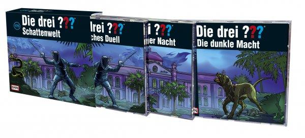 Die Drei Fragezeichen Folge 175 CD