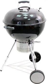 Weber One-Touch Premium 47cm Black Schwarz Kugel Grill, 163,99 EUR @ meingartencenter24