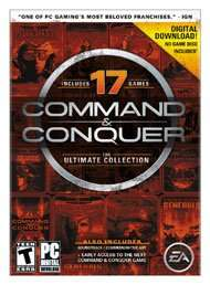 [ORIGIN] Command and Conquer The Ultimate Collection (17 Titel) @Gamestop.com