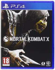Mortal Kombat X PS4 bei Amazon.it für 44,75€