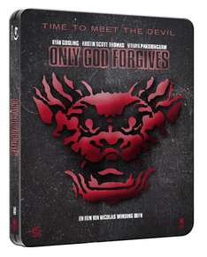 Only God Forgives Steelbook (Limitierte 3 Disc Collector's Edition) Blu-ray bei Amazon für 11,97 Euro