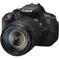 EOS 700D Kit (18-55 STM, 55-250 STM) @Alternate - ZackZack