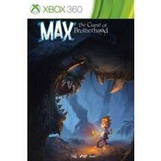 Max: The Curse of Brotherhood [Xbox 360 - Download] für 1.39€ @ CDKeys