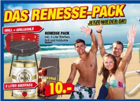 """Das Renesse-Pack"" [Kempen, Straelen, Kleve,Kevelaer]"