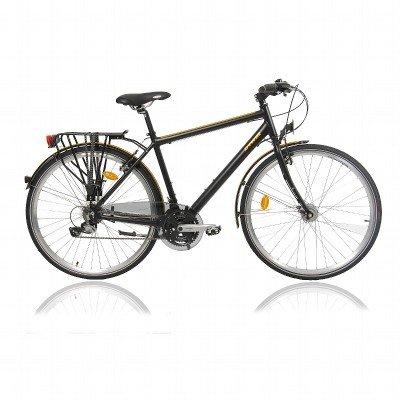 """Fahrrad 28"""" Trekkingrad Hoprider 500 Herren Alu B'TWIN"""