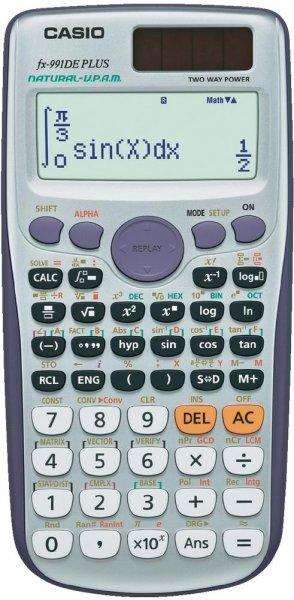 [Voelkner] Casio FX991DE Plus Taschenrechner + 2 Blöcke für 20€