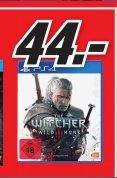 [Lokal MediaMarkt Porta Sammeldeal] The Witcher3 PS4 für 44,-€***  BF Hardline PS4---Fifa15 PS4---Evolve PS4 für je 29,-€****  10 BluRays für 50,-€ und weitere gute Angebote ab 28.05