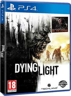 Dying Light [PEGI uncut Edition] inkl. be Zombie DLC für PS4 39,99 EUR bei Gamesonly.at