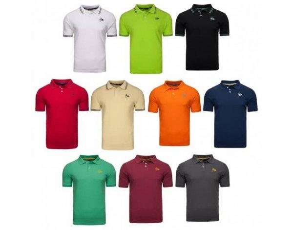 Dunlop Herren Poloshirts für je 12,90€ @ Allyouneed