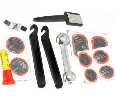 (Amazon - Trendcenter24) Filmer Fahrrad Flickzeug-Set 24-teilig 3,39€ (inkl. Versand) - Prime nicht notwendig