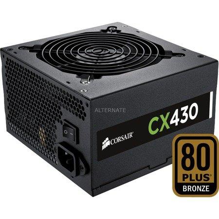 "[-50%] [ZackZack] Corsair Netzteil 430 Watt 80Plus Bronze ""430CX"" für  34,94€ incl. Versand"