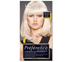 L'Oréal Paris Préférence Geld zurück Garantie ab 1.6.15- 31.7.15