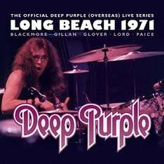 Amazon MP 3 Album : The Official Deep Purple (Overseas) Live Series: Long Beach 1971 Nur 3,99 €