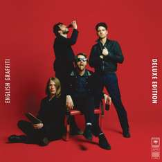 The Vaccines - English Graffiti (Deluxe Version, MP3 Download 5,99€)
