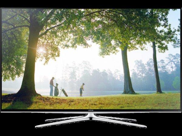 SAMSUNG UE50H6470, 126 cm (50 Zoll), Full-HD, LED TV, 400 Hz @SATURN