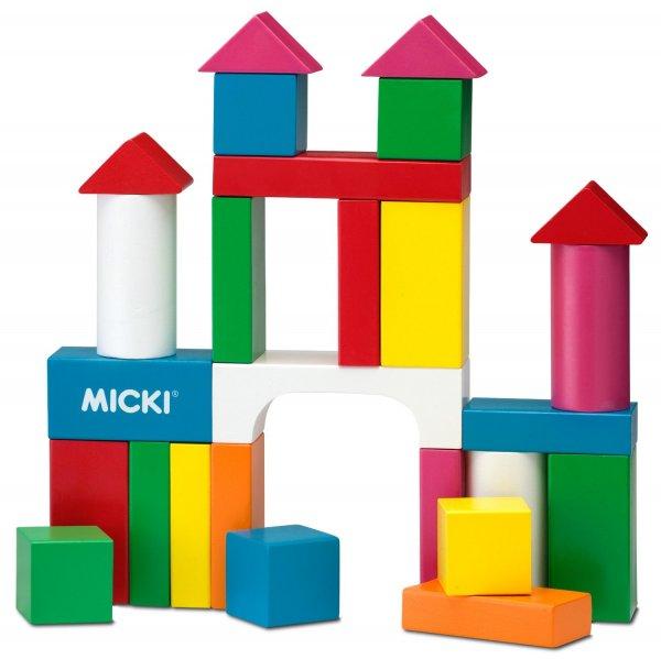 [Amazon-Prime]Micki  große Bausteine, 38 Stück