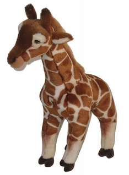 [Amazon-Prime]Simba Nicotoy  Plüsch Giraffe 35cm Groß