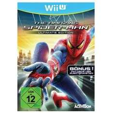 [Redcoon.de]Activision The Amazing Spider-Man Ultimate Edition  für WiiU