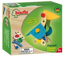 [Amazon-Prime] Baufix - Papagei