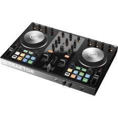 Native Instruments Traktor Kontrol S2 MKII - 2+1 Channel DJ System für 342,66 € @Amazon.fr