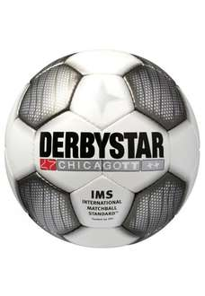 (Amazon.de-Prime) Derbystar Chicago Weiß Fußball 9,95€