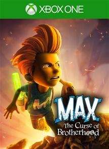 [MMOGA] Max The Curse Of Brotherhood - XBox One Key