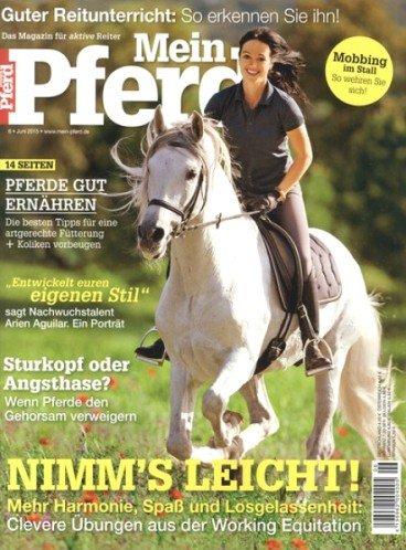 """Jahresabo """"Mein Pferd"""" für 49,20€ mit 40,00€ Gutschein (Amazon, H&M, Media Markt, Ikea) – Effektivpreis: 9,20€"""