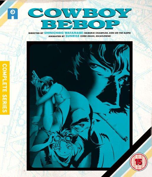 Cowboy Bebop Komplett auf Blu-ray für 27,49€ und DVD für 16,52€ - nur OT+Englisch bei Zavvi