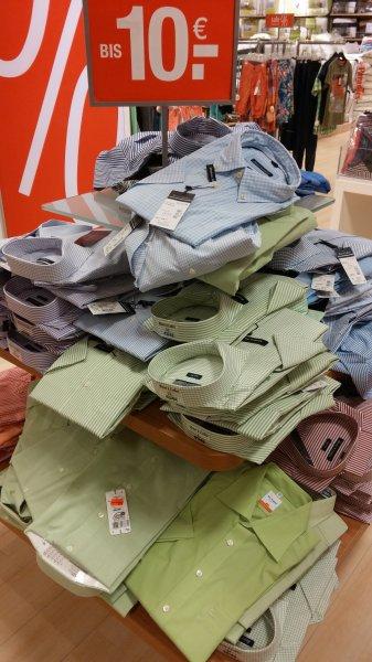 [Lokal Fulda] Olymp Luxor und Tendenz Hemden für 9,99€ @ Galeria Kaufhof