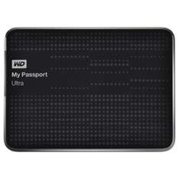 [Amazon Blitzangebot] WD My Passport Ultra externe Festplatte 2TB USB 3.0 für 89,90 Euro
