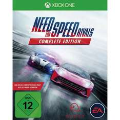 Electronic Arts Need for Speed: Rivals - Game of the Year Edition für 24,44 Euro @Conrad.de