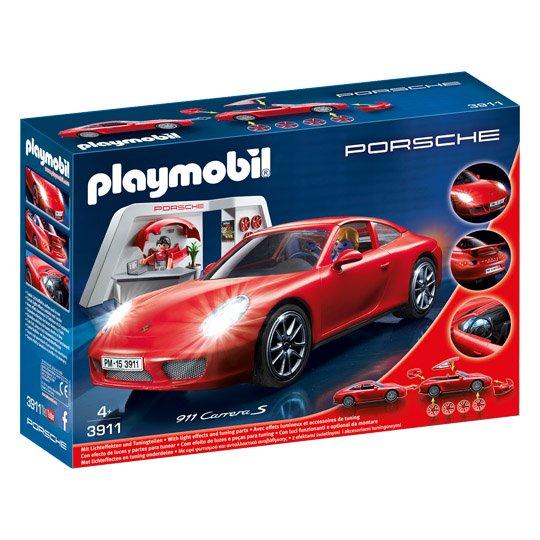 Playmobil, 3911 Porsche 911 Carrera S