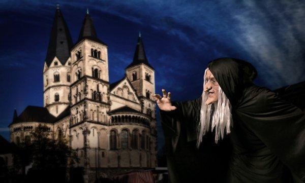 Geführte Hexentour durch Bonn ab 9,50 € pro Person @ Groupon ( Qipu möglich)