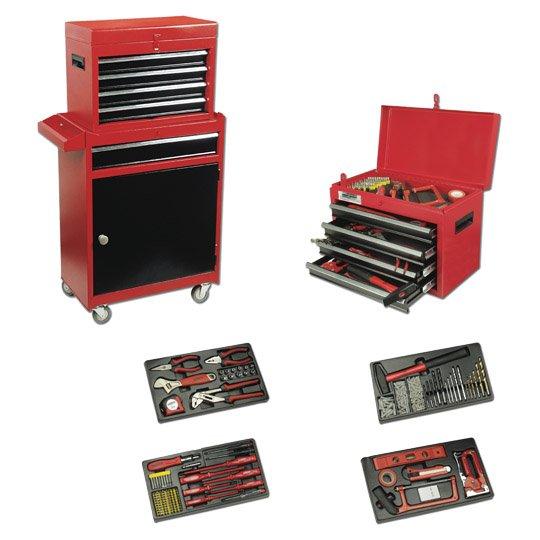 Mannesmann Werkstattwagen 138 Teile @Real Onlineshop
