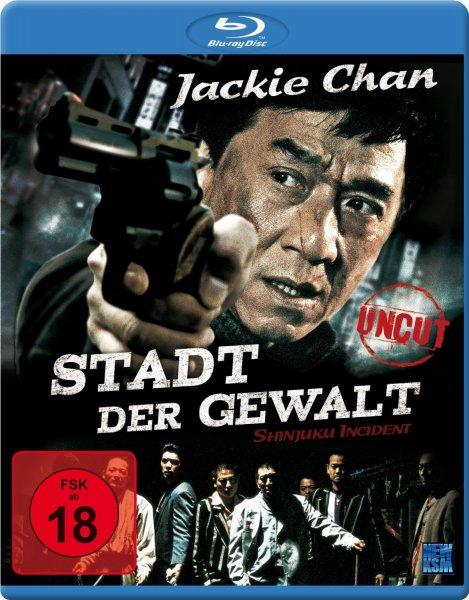Jackie Chan - Stadt der Gewalt (Uncut) [Blu-ray]  für 3,99 € > [saturn.de] > Vsk frei