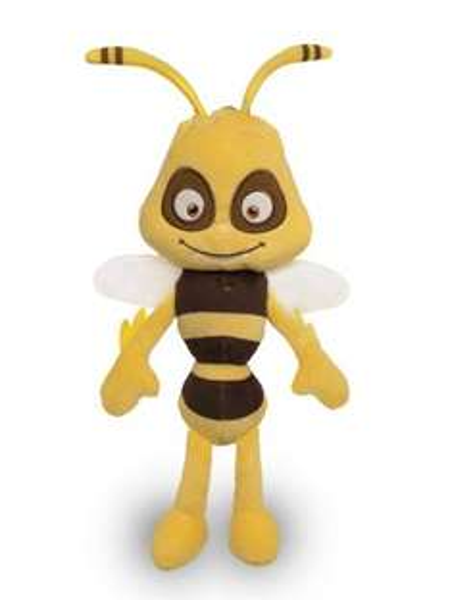 [Amazon-Prime] Die Biene Maja: Plüsch Walter, Plüsch Fetzer, Plüsch Lara