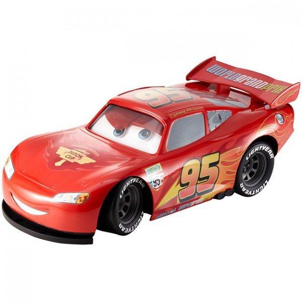 Mattel Cars Sprechender Lightning McQueen für 26,89€ inkl. Versandkosten bei getgoods.de
